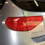 Impreza Tail light tint