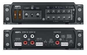Car Audio Amplifier Installation