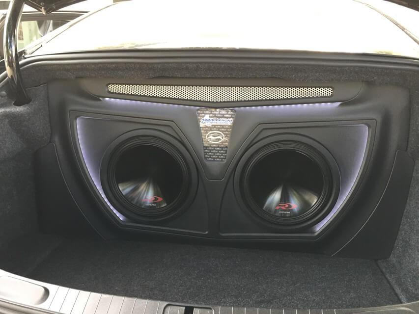 2014 Chevrolet Impala Full System And Halo Lights