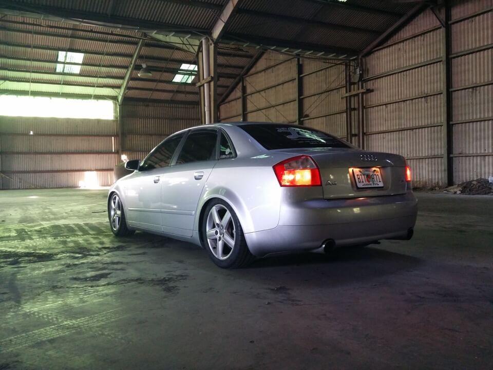 Demo Vehicle: 2005 Audi A4 Audio System Enhancement