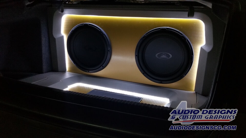 Why Buy Your Subwoofer Enclosure From Audio Designs