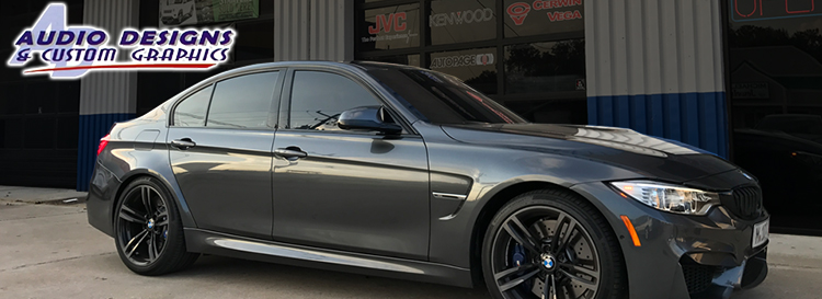 Car Wraps Jacksonville >> Driving Protection For Jacksonville Client With BMW M3 Radar System
